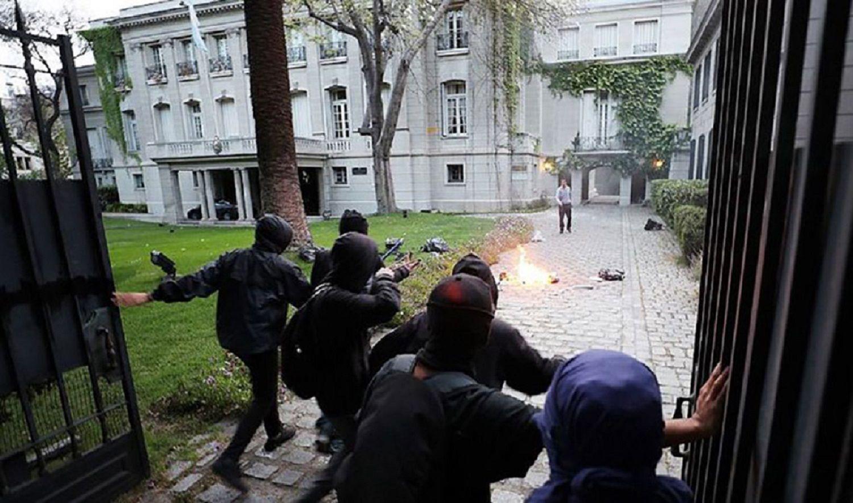 Embajada Argentina en Chile