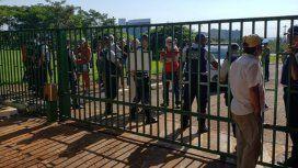 Brasilia: partidarios de Guaidó ocuparon la embajada de Venezuela