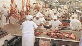 Trabajadores de la carne obtuvieron otro 17% en paritarias y una suma fija de $2.500 para noviembre