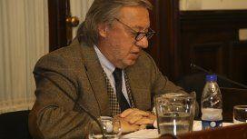 El fiscal Ciruzzi, a cargo del caso