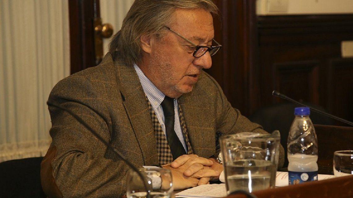 El fiscal Ciruzzi