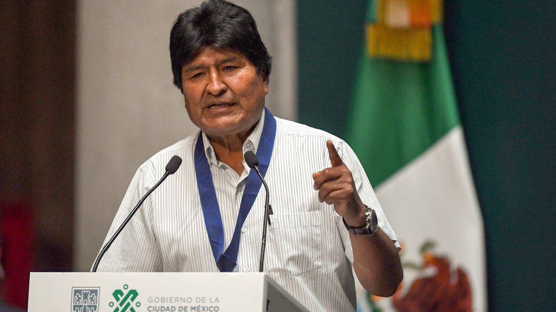 Golpe de Estado en Bolivia: Evo Morales renunció a su candidatura a presidente