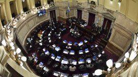 EN VIVO: El Senado debate la Ley de Solidaridad Social y Reactivación Productiva