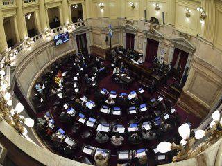 en vivo: el senado debate la ley de solidaridad social y reactivacion productiva