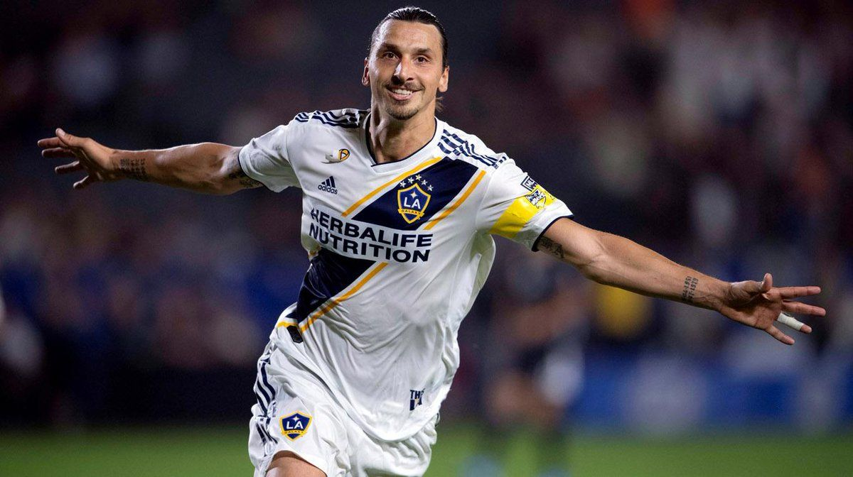 Zlatan Ibrahimovic se despidió de LA Galaxy: Vuelvan a ver béisbol
