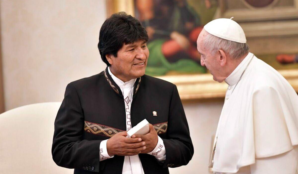 Golpe de Estado en Bolivia: Evo Morales pidió que la ONU, Europa y el Vaticano intercedan por la paz