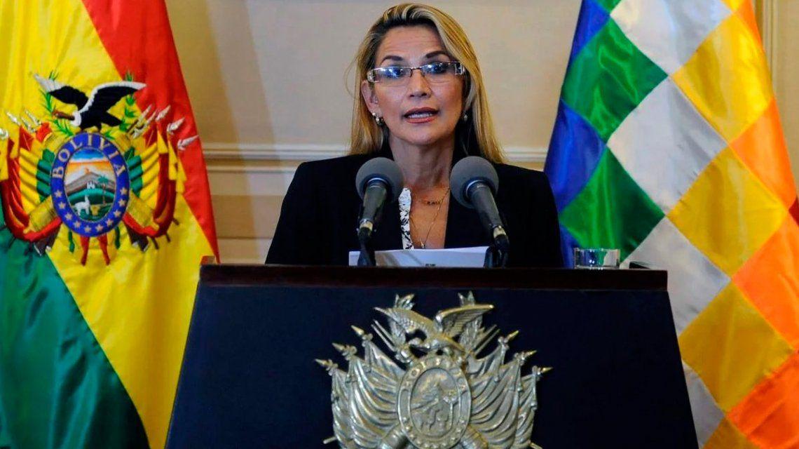 La OEA convalidó el golpe de Estado en Bolivia y reconoció el gobierno de facto de Jeanine Añez