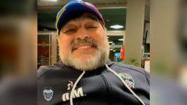 El video de Maradona para el rival de River en Copa Argentina: No son ningunos cucos