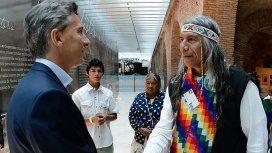 Le dieron un cargo con un sueldo de $95 mil al líder qom Felix Díaz