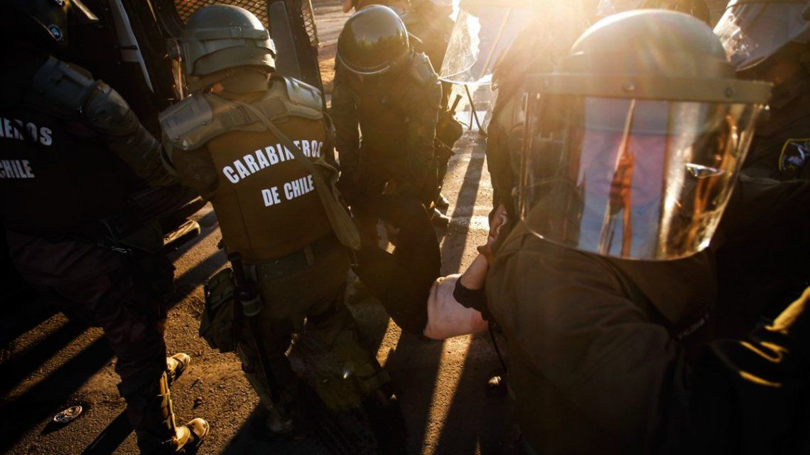 El Gobierno de Chile confirmó que ya son 22 los muertos por las protestas