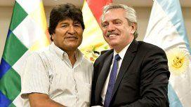 Evo Morales seguirá en México pero agradeció la propuesta de Alberto