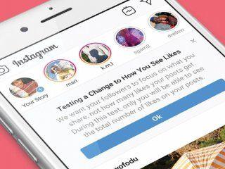 instagram escondera la cantidad de likes que tengan tus fotos