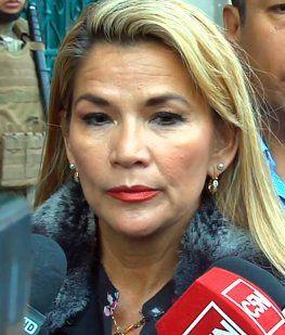 Jeanine Añez a C5N: Golpe de Estado es el que sufrimos nosotros el 20 de octubre