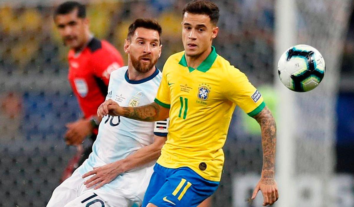 Amistoso Argentina vs. Brasil en Arabia: horario, formaciones y TV