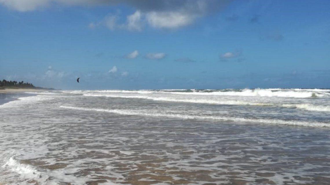 Imbassaí, un paraíso en el nordeste de Brasil