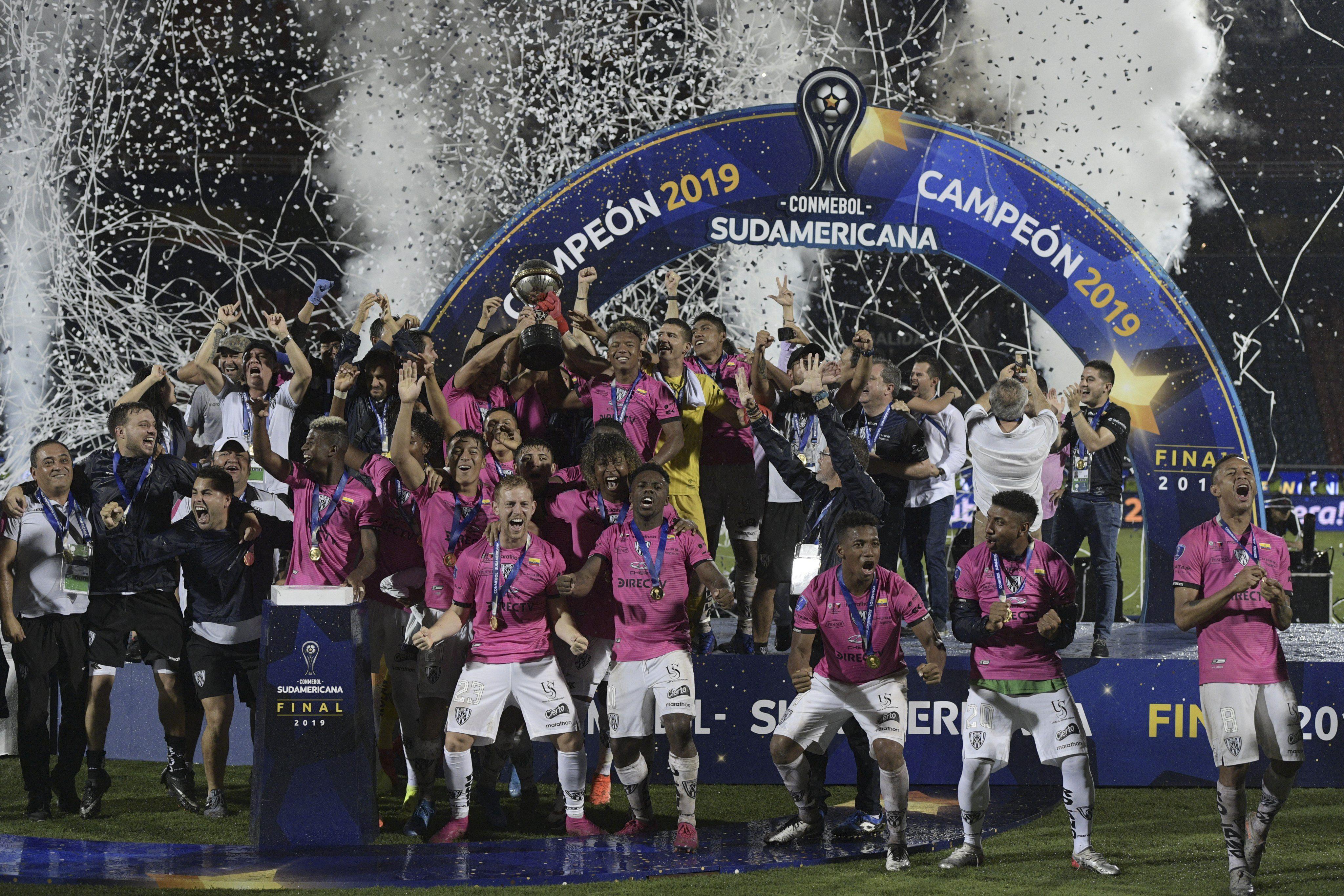 Conmebol desestimó la denuncia presentada por Colón: Independiente del Valle, ratificado como campeón