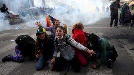 El gobierno de facto de Bolivia exime a las FF.AA. de responsabilidad penal por la represión