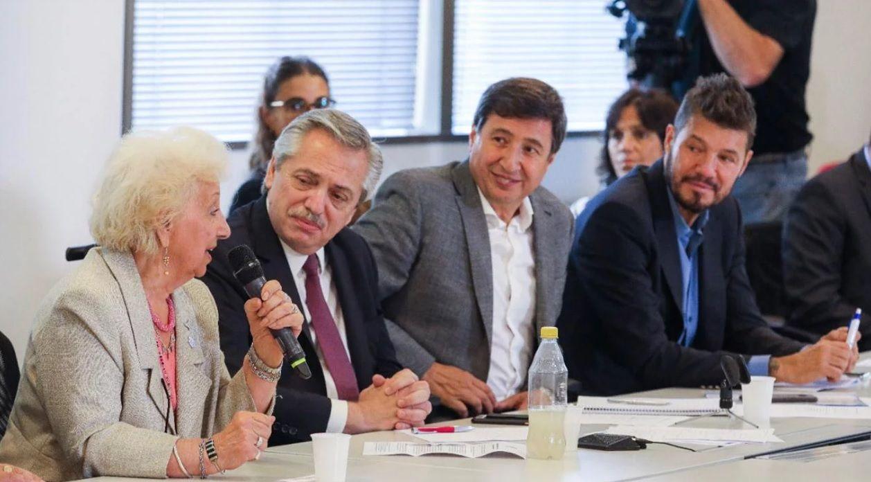 Alberto Fernández aseguró que Daniel Arroyo se hará cargo de Desarrollo Social