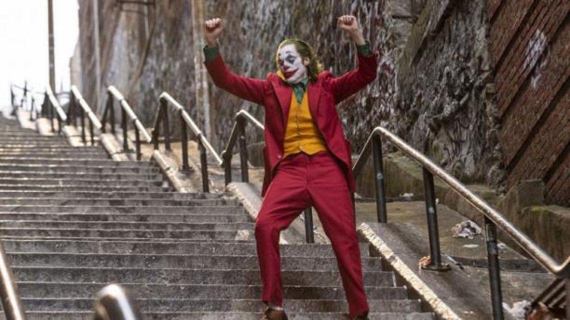 El baile que ya es historia: la icónica escena de Joker, desde otro ángulo