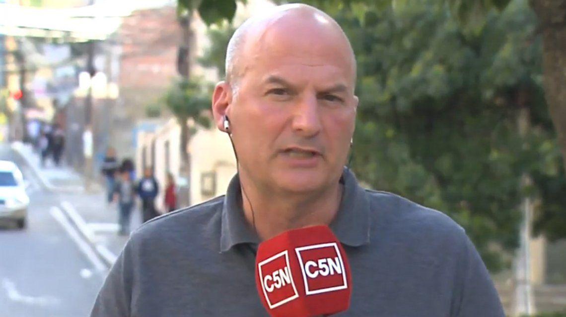Amenazaron a un periodista de C5N en Bolivia