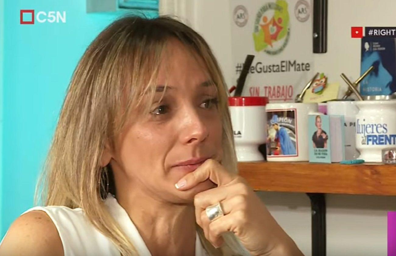 Malena Galmarini, a Alberto Fernández: Le pido que no seamos más de lo mismo