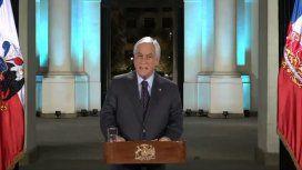 Piñera prometió justicia por las violaciones a los derechos humanos y criticó las protestas
