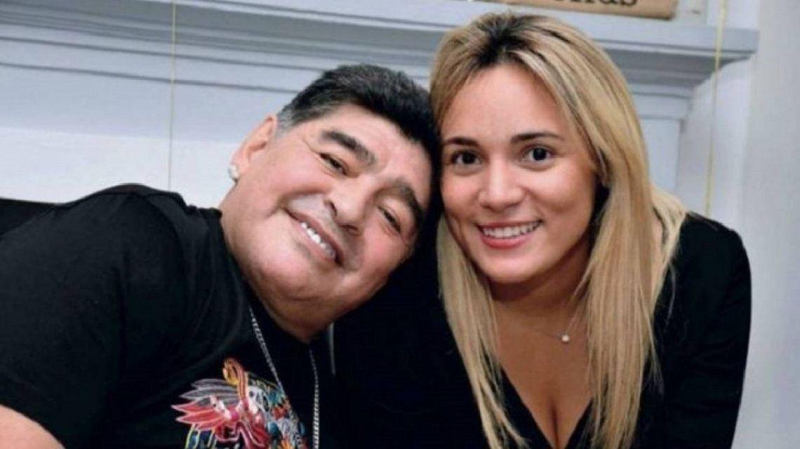 Rocio Oliva, sobre la situación de Maradona en Gimnasia: Seguramente Diego se va a ir