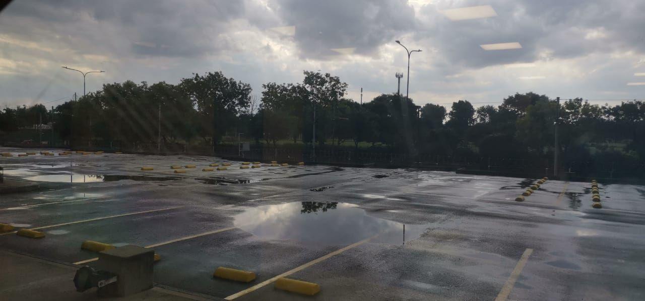 Rige un alerta por tormentas fuertes y lluvias intensas en la Ciudad y el Conurbano