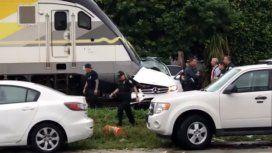 Una argentina murió arrollada por un tren en Miami