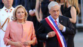 La primera dama de Chile, Cecilia Morel, habló sobre las protestas. Es como una invasión extranjera
