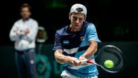 Schwartzman barrió a Garín y selló el triunfo argentino sobre Chile en la Copa Davis