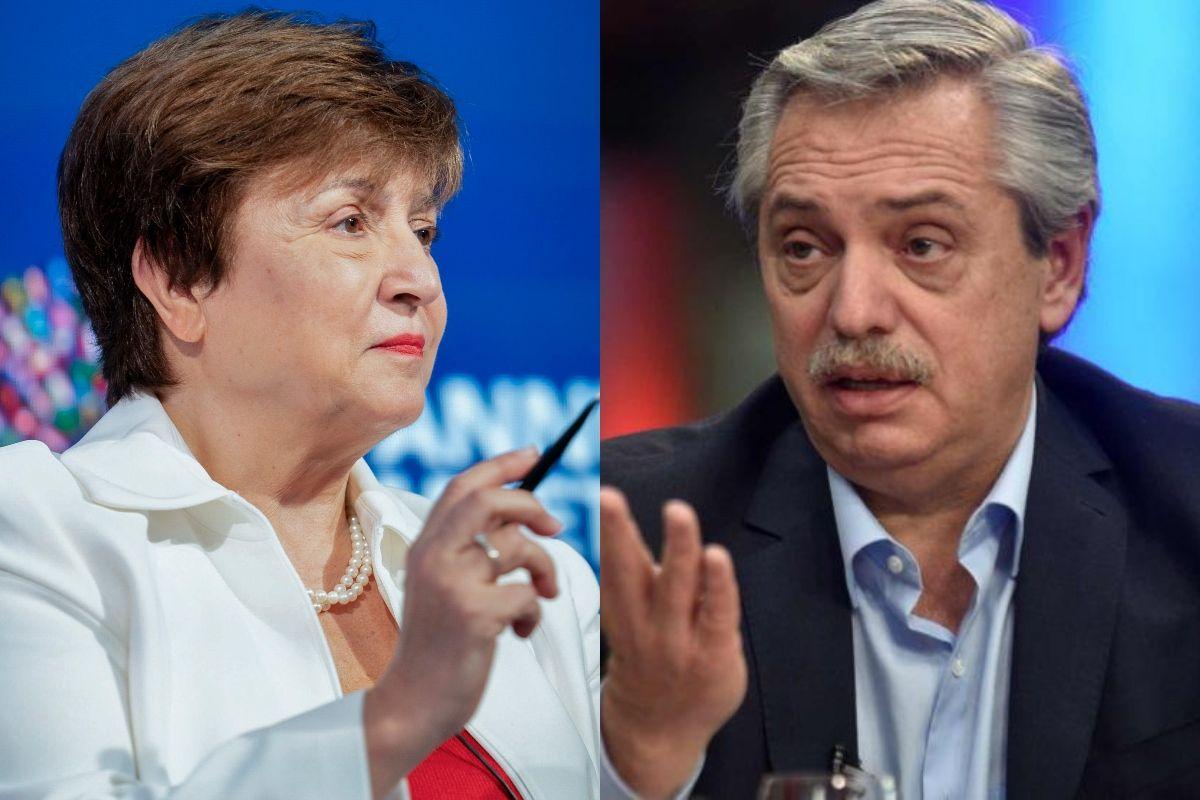 El FMI reclama conocer el plan económico de Alberto Fernández antes de negociar