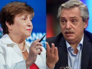 el fmi reclama conocer el plan economico de alberto fernandez antes de negociar