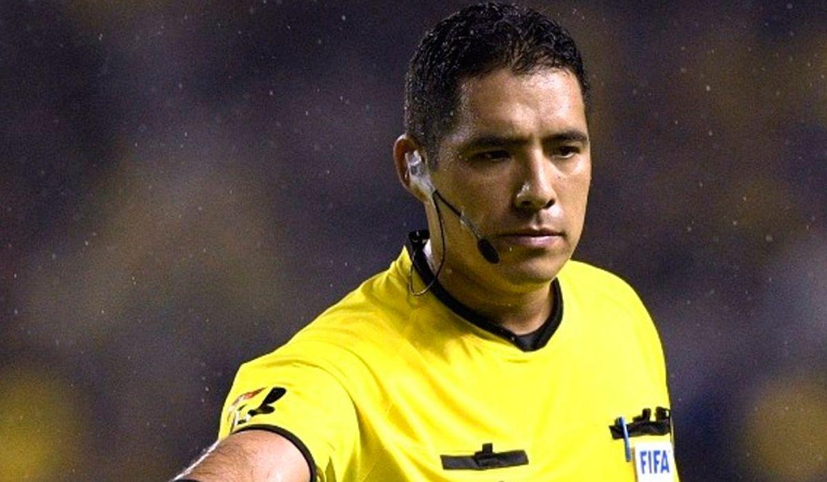 Conmebol castigó a Diego Haro, encargado del VAR en la final de la Copa Libertadores: lo reemplazará Esteban Ostojich