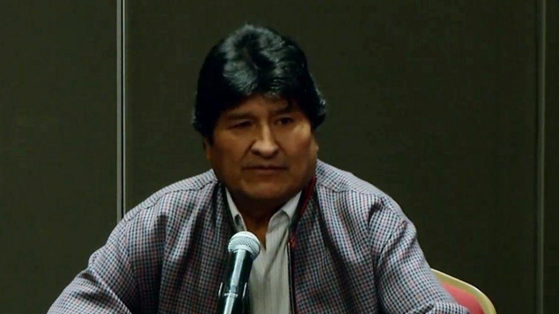 Evo Morales anunció la creación de una Comisión de la Verdad para verificar si hubo fraude
