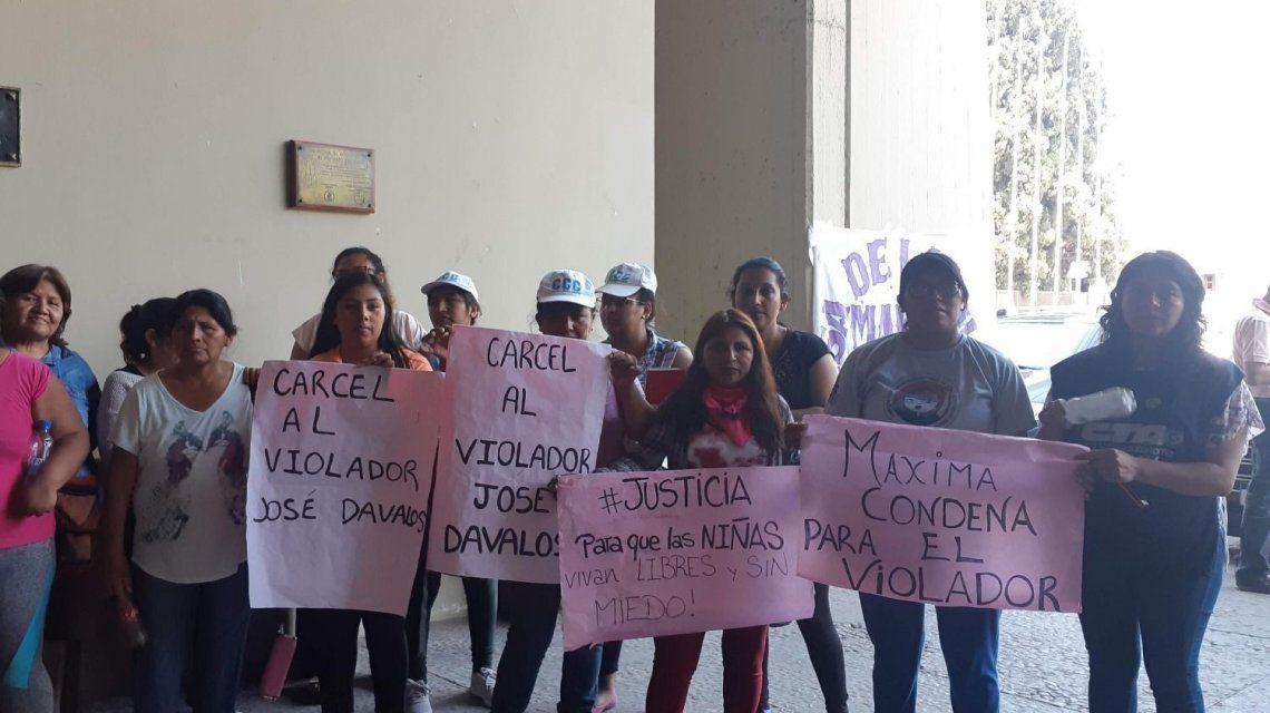 Jujuy: condenaron a 13 años de prisión al hombre que violó a una nena de 12 a la que le impidieron la ILE
