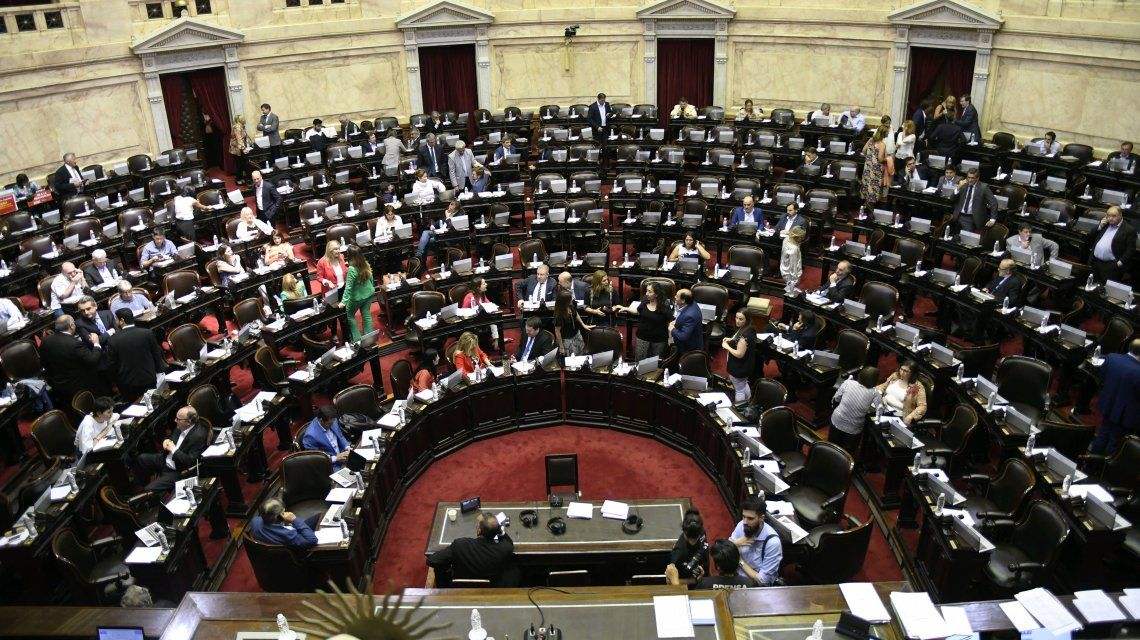 VIVO: Sesión especial en Diputados para tratar la ley de Alquileres y Góndolas