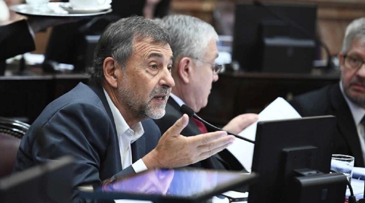 Caserio aseguró que Alberto Fernández le ofreció formar parte del Gabinete
