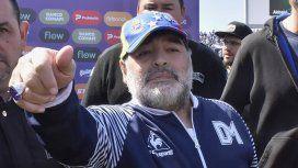Confirmado: Maradona sigue en Gimnasia