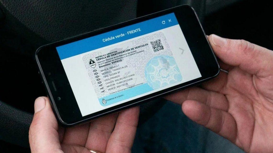 Mi Argentina, la app que lanzó el Gobierno para tener el DNI en el celular les sirve a muy pocos