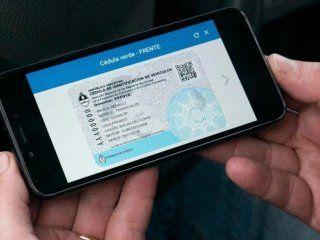 mi argentina, la app que lanzo el gobierno para tener el dni en el celular les sirve a muy pocos