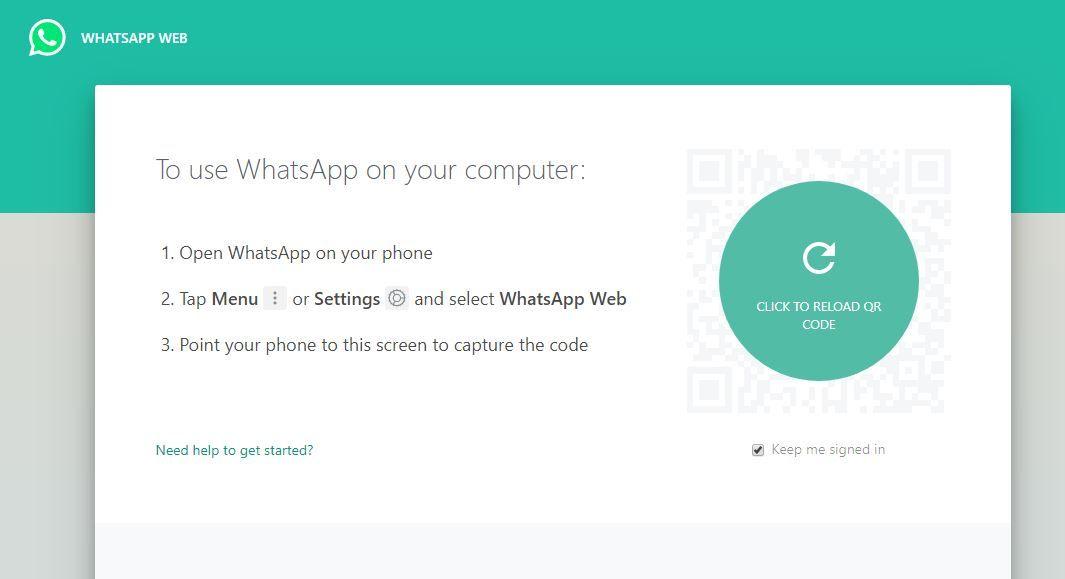 Quejas por una actualización de WhatsApp Web que lo pasa al idioma inglés