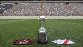 River vs. Flamengo por la final de la Copa Libertadores: horario