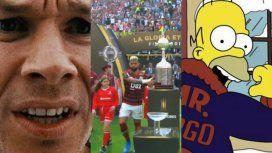 Los memes de la final de la Copa Libertadores entre River y Flamengo