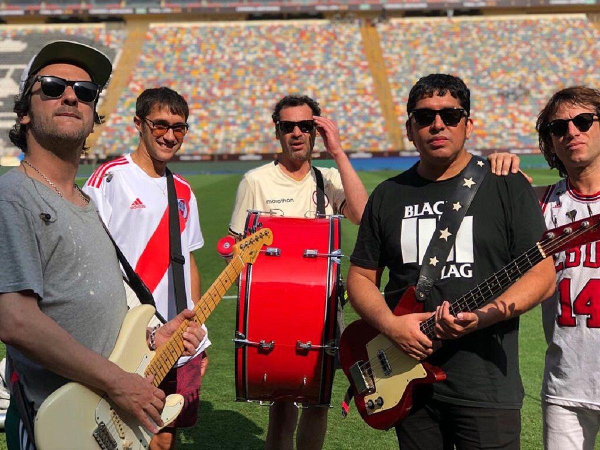 Fito Páez, Tini Stoessel, Sebastián Yatra, Anitta y Turf: los shows de la previa de la final de la Libertadores entre River y Flamengo