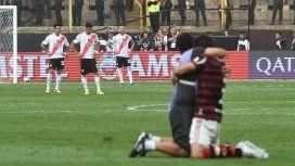 Con una ráfaga de Gabigol, Flamengo se lo dio vuelta sobre el final a River y es campeón