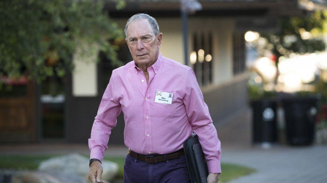 Michael Bloomberg se lanza a la carrera presidencial de los Estados Unidos