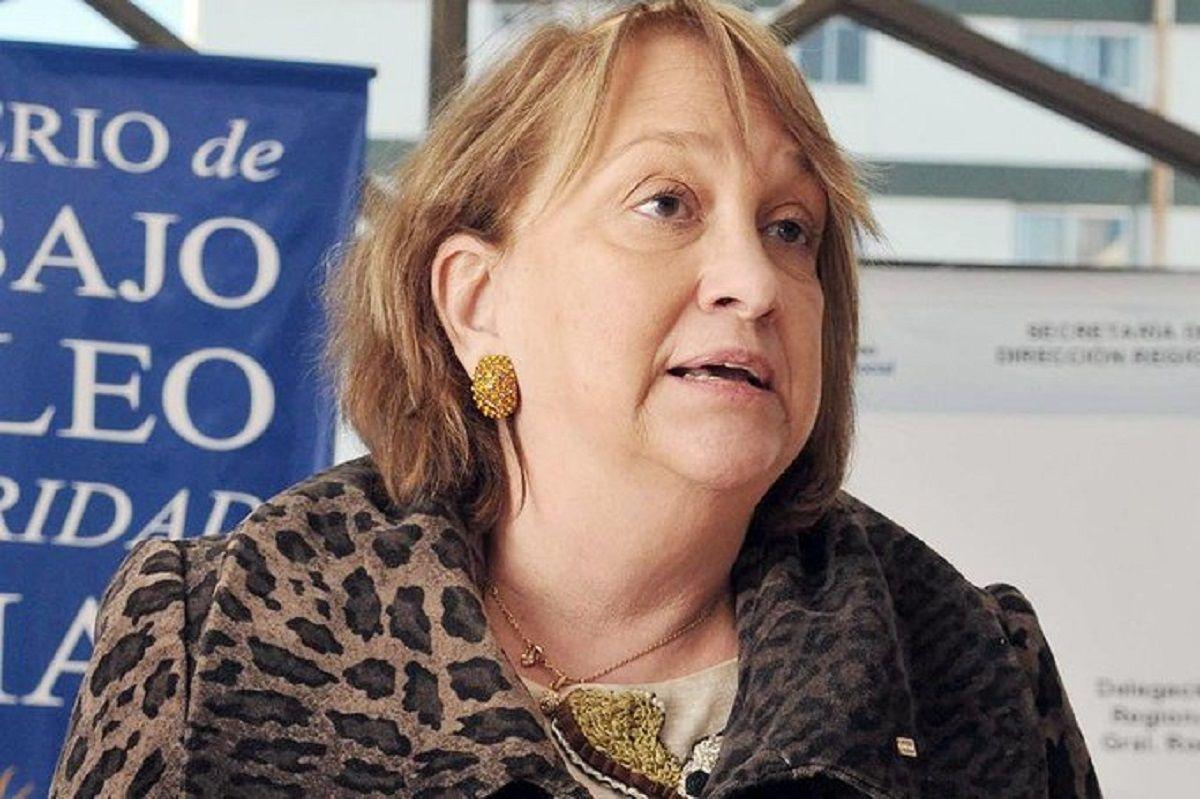 Murió Noemí Rial, ex viceministra de Trabajo