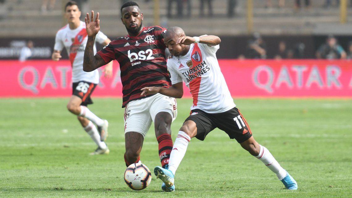 Conmebol dio a conocer el audio del VAR en la final de la Copa Libertadores entre River y Flamengo