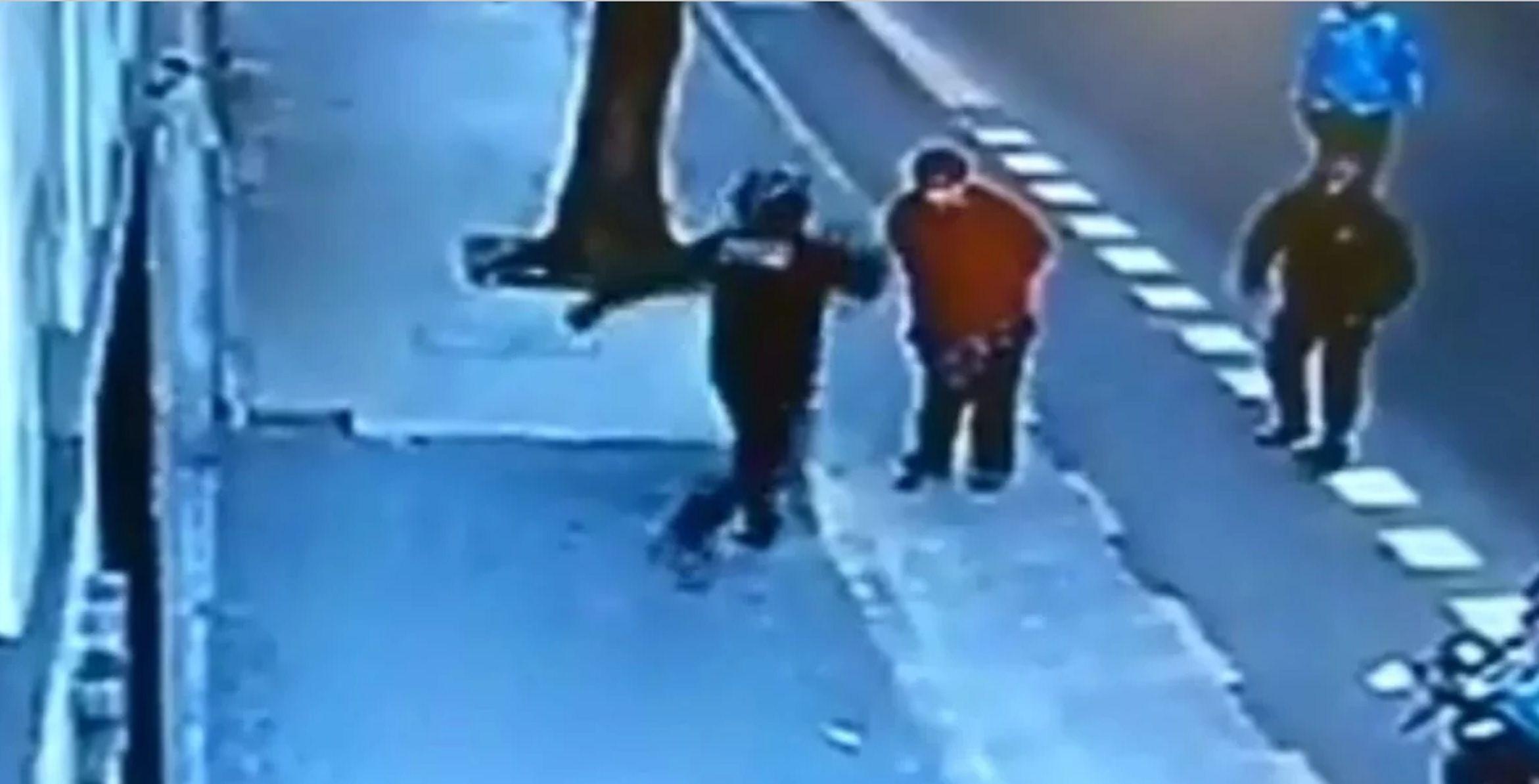 Confirmaron el procesamiento al policía que mató a un hombre de una patada en San Cristóbal